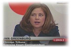 Chicago Tribune Legal Affairs Correspondent Jan Greenburg considers the impact of landmark Supreme Court cases.