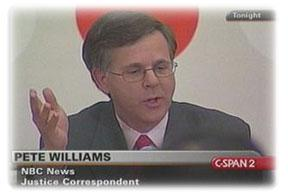 NBC News Justice Correspondent Pete Williams on the benefits of responsible legal journalism.