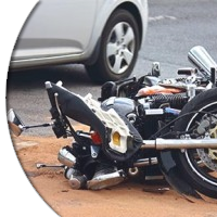 Bikers injured in motorcycle accidents have a right to damages for personal injury caused by negligent drivers.
